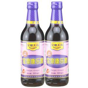 BDKLC/宝鼎康乐醋500ml