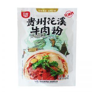 BJGZHXNRF/白家贵州花溪牛肉粉6个月260g
