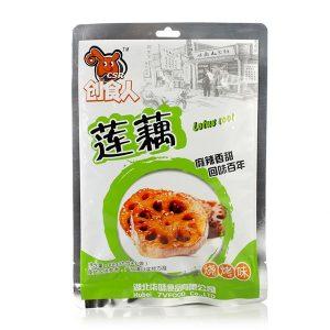 CSRSKLO/创食人烧烤莲藕88G
