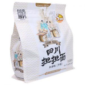 CXCFSCDDMHYW/川香厨房四川担担面红油味五连包725g