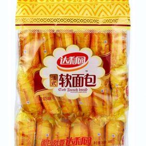 DLYRMBNX/达利园软面包奶香味 360g