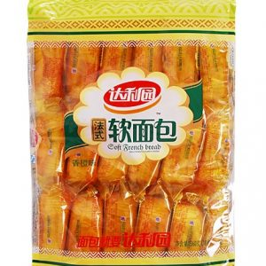 DLYRMBXC/达利园软面包香橙味 360g