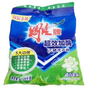 DPXYF/雕牌洗衣粉1.28kg