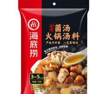 HDLJTHGTLXXW/海底捞菌汤火锅汤料鲜香味110g