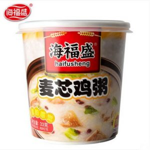 HFSMXJZ/海福盛麦芯鸡粥33g