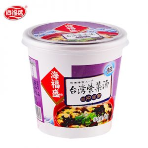 HFSTWZCT/海福盛台湾紫菜汤8g