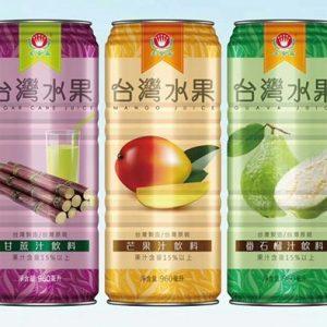 HJFMGZYL/宏金富-芒果汁飲料(鋁罐)