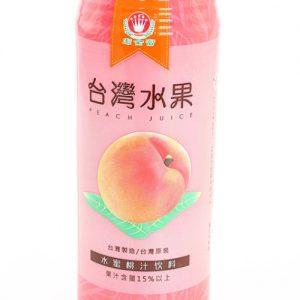 HJFSMTZYL/宏金富-水蜜桃汁飲料(鋁罐)