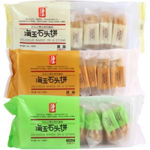 HYSTB/海玉石头饼168g/袋