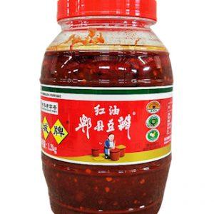 JCDBJ/鹃城豆瓣酱1.2kg