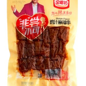 JMFJZMLC/金磨坊鸡汁麻辣串85G