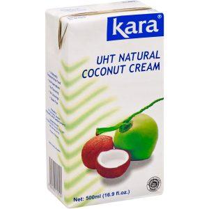 KARACZYJ/Kara 纯正椰浆 500ml