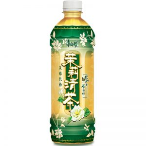 KSFMLQC550ml/康师傅茉莉清茶550ml