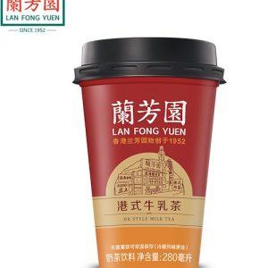 LFYGSNR/兰芳园港式牛乳茶280ml