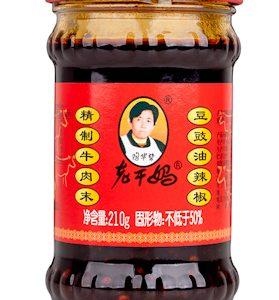 LGMYLJ/老干妈油辣椒210g