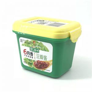LYXDBJ/六月香豆瓣酱800g