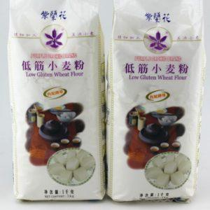 MFZLHMTFDJ/紫兰花馒头粉(低筋面粉)PLAINFLOUR 1kg