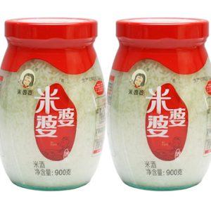 MPPTXJN/米婆婆甜香酒酿900g