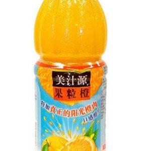 MZYGLC/美汁源果粒橙1250ml