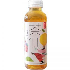 NFSQCNMHC/农夫山泉茶π柠檬红茶500ml