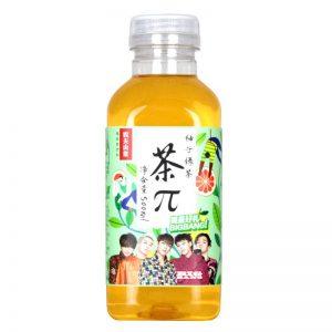 NFSQCYZL/农夫山泉茶π柚子绿500ml