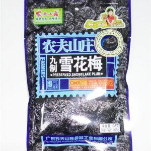 NFSZJZXHM/农夫山庄九制雪花梅108g