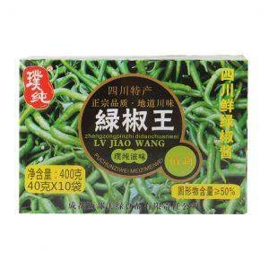 PCLJW/璞纯绿椒王400g