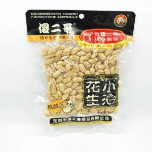 SEGJGHSJYW/傻二哥酒鬼花生椒盐味90g