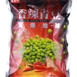SXZMLQD/盛香珍麻辣青豆220g
