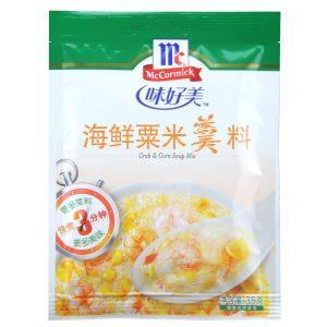 WHMPHSSMT/味好美牌海鲜粟米羹35g