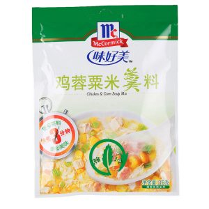 WHMPJRSMG/味好美牌鸡蓉粟米羹35g