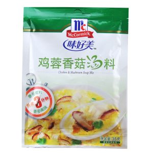WHMPJRXGT/味好美牌鸡蓉香菇汤35g