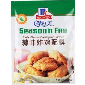 WHMPSWZJ/味好美牌蒜味炸鸡配料45g