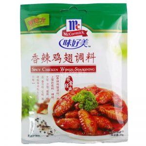 WHMPXLJC/味好美牌香辣鸡翅调料30g