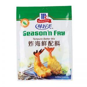 WHMPZHX/味好美牌炸海鲜配料55g