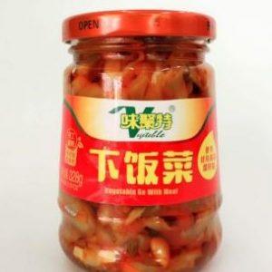 WJTXFC/味聚特下饭菜328g