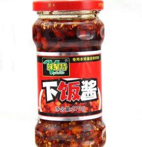 WJTXFJ/味聚特下饭酱270g