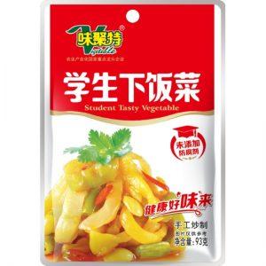 WJTXSXFC/味聚特学生下饭菜93g