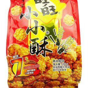 WWXXSHHJWD/旺旺小小酥黑胡椒味180g