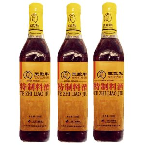 WZHTZLJ/王致和特制料酒500ml