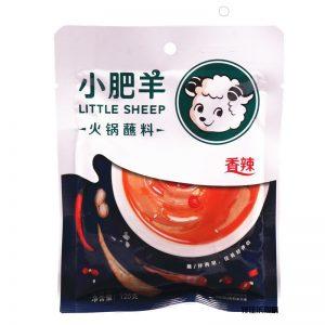 XFYHGZLXLW/小肥羊香辣味蘸料125g