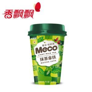 XPPQNCMCNTW/香飘飘轻奶茶-抹茶拿铁味 300ml
