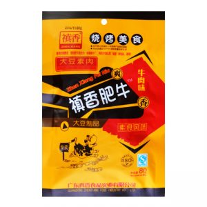 ZXXGFN/禛香香菇肥牛 80g