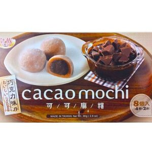 4711931028624/RF CAOCAO MOCHI CHOCOLATE FLAVOR  8P 80g 皇族可可麻薯巧克力味
