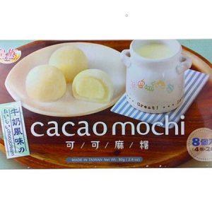 4711931028631/RF CAOCAO MOCHI MILK FLAVOR 8P 80g 皇族可可麻薯牛奶味