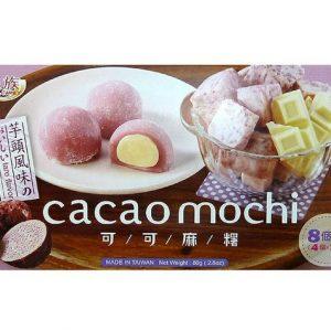 4711931029966/RF CAOCAO MOCHI TARO FLAVOR 8P 80g 皇族可可麻薯香芋味