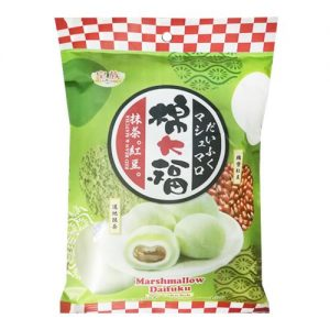 4711931032157/RF Matcha Red Bean Mochi 120g皇族抹茶红豆麻薯大福