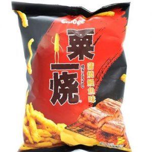 4892294201692/Calbee Grill A Corn - EEL Kabayaki  Flavor 80g卡乐A粟一烧蒲烧鳗鱼味
