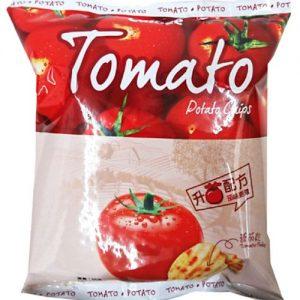 4892294210441/Calbee Tomato Potato Chips snack 55g卡樂B 蕃茄味薯片