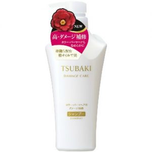 4901872441334/TSUBAKI damage care shampoo 500ml 日本洗发水